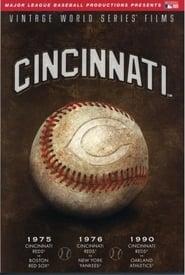MLB Vintage World Series Films - Cincinnati Reds (1975, 1976, 1990) 2007