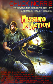 Poster Missing in Action 1984