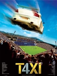 Poster Taxi 4 2007