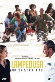 Poster Lampedusa - Dall'orizzonte in poi 2016