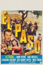 Poster El Paso 1949