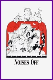 Poster Noises Off... 1992