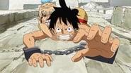 One Piece Season 21 Episode 931 : Climb Up! Luffy's Desperate Escape!