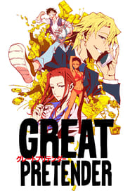 Poster Great Pretender - Season 1 2020