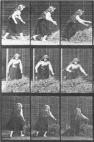 Throwing Self on Heap of Hay 1887