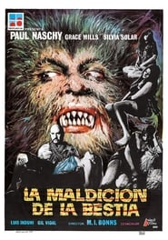 La maldición de la bestia (1975) Night of the Howling Beast