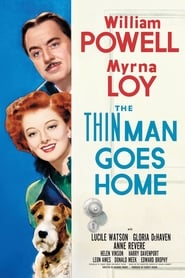 Poster The Thin Man Goes Home 1944