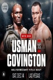 UFC 245: Usman vs. Covington Early Prelims