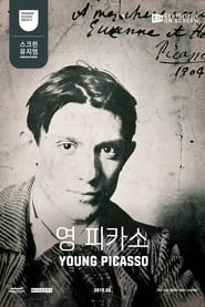 Poster Young Picasso - Exhibition on Screen 2019