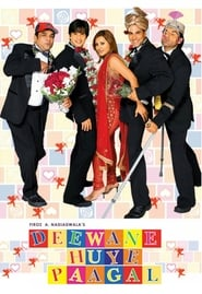 Deewane Huye Paagal 2005 Hindi Movie AMZN WebRip 400mb 480p 1.3GB 720p 4GB 11GB 1080p