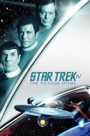 Poster for Star Trek IV: The Voyage Home