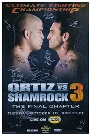 UFC Fight Night: Ortiz vs. Shamrock 3