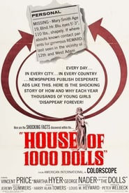 House of 1,000 Dolls (1967)