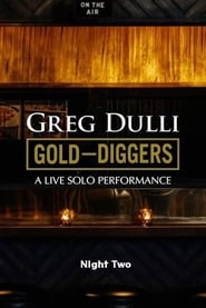 Greg Dulli – Live at Gold Diggers – Show Two