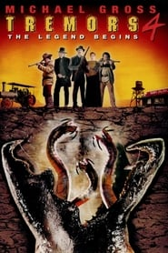 Poster Tremors 4: The Legend Begins 2004