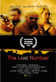 The Lost Number (2012) poster