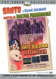 Santo y Blue Demon contra el doctor Frankenstein (1974)