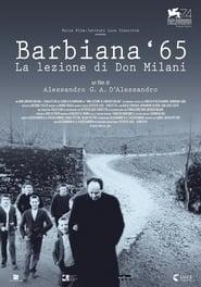Barbiana 1965: Don Milani's Lesson (2017) Online Cały Film Lektor PL