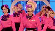 RuPaul's Drag Race Season 7 Episode 2 : Glamazonian Airways