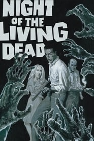 Poster Night of the Living Dead 1968