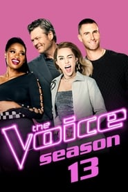 The Voice - Season 13 (2017) poster