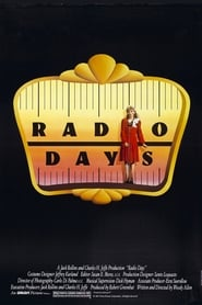 Poster for Radio Days