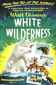 Poster White Wilderness 1958
