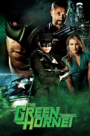Poster for the movie, 'The Green Hornet'