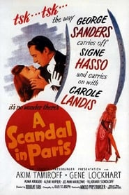 A Scandal in Paris (1946)