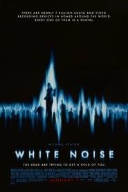 Poster White Noise 2005
