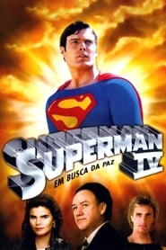 Superman IV: Em Busca da Paz Torrent (1987)