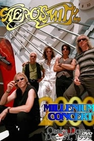 Poster of Aerosmith - Millennium Concert in Osaka