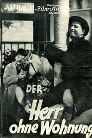 Der Herr ohne Wohnung 1934