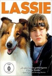 Poster Lassie 1994