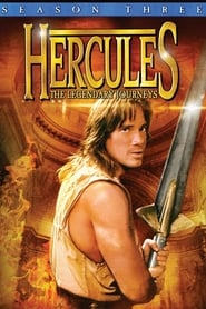 Hercules: The Legendary Journeys - Season 3 poster