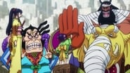 One Piece Season 21 Episode 953 : Hiyori's Confession! Reunion at the Bridge of Thieves!