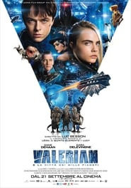 Guardare Valerian e la città dei mille pianeti
