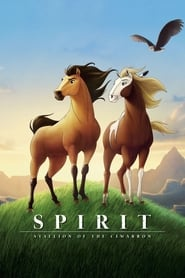 Poster for Spirit: Stallion of the Cimarron