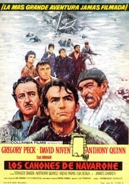 Los cañones de Navarone / The Guns of Navarone Poster