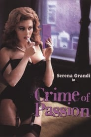 Poster Crime of Passion 1994