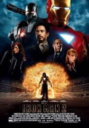 Imagen Iron Man 2 (2010) Latino Torrent