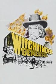 Poster Witchfinder General 1968