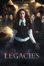 Poster Legacies - Season 1 2019