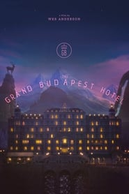 Poster The Grand Budapest Hotel 2014