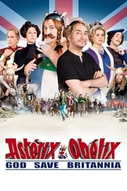 Poster Asterix & Obelix: God Save Britannia 2012
