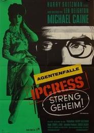 Gucke Ipcress - Streng Geheim