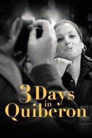 Poster 3 Days in Quiberon