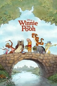 Poster for The Many Adventures of Winnie the Pooh