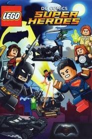 Lego Liga da Justiça: Combate Cósmico Dublado Online