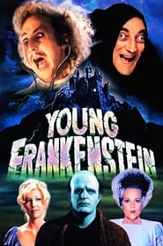 Young Frankenstein plakat